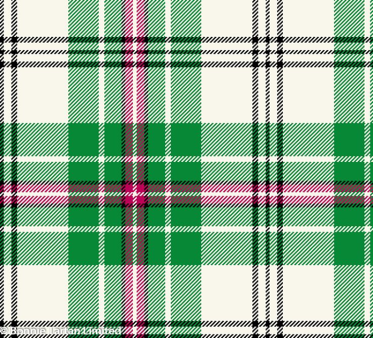"New & exclusive Thistle Emerald Tartan. Vibrant & bright, selected especially for the Champion Highland Dancer. The main checks are enhanced by our choice of lively accent colours, rather than the usual black. Our tartan design sett's just 5 5/8"" making it ideal for our youthful dancers. Perfectly selected matching velvets available."