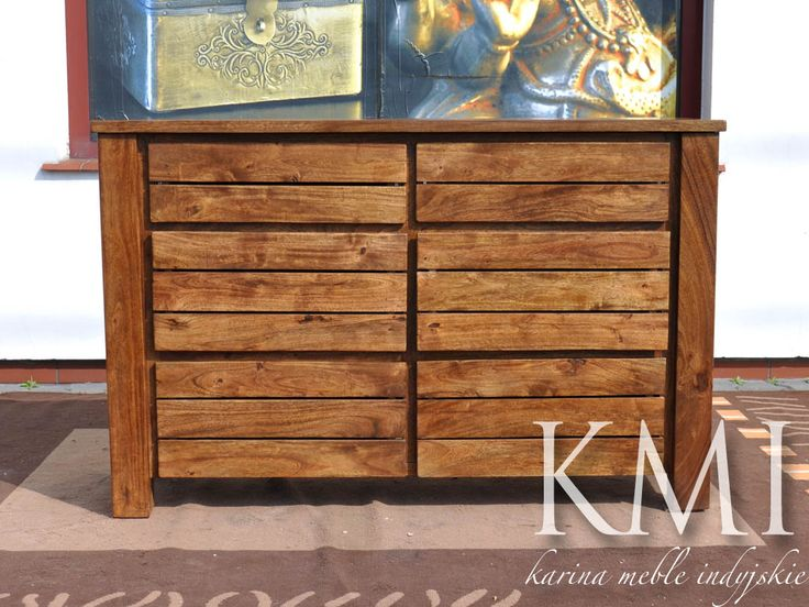 "komoda ""Flip: http://karinameble.pl/pl/p/komoda-Flip-akacja-light-walnut/3242"