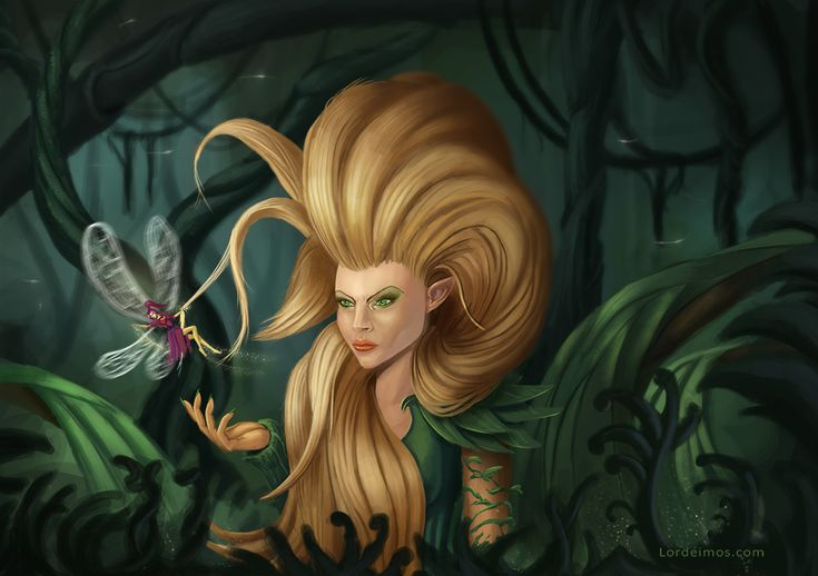 Elf 7 by LorDeimos.deviantart.com on @deviantART