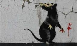 street art by bansky - Bing Images