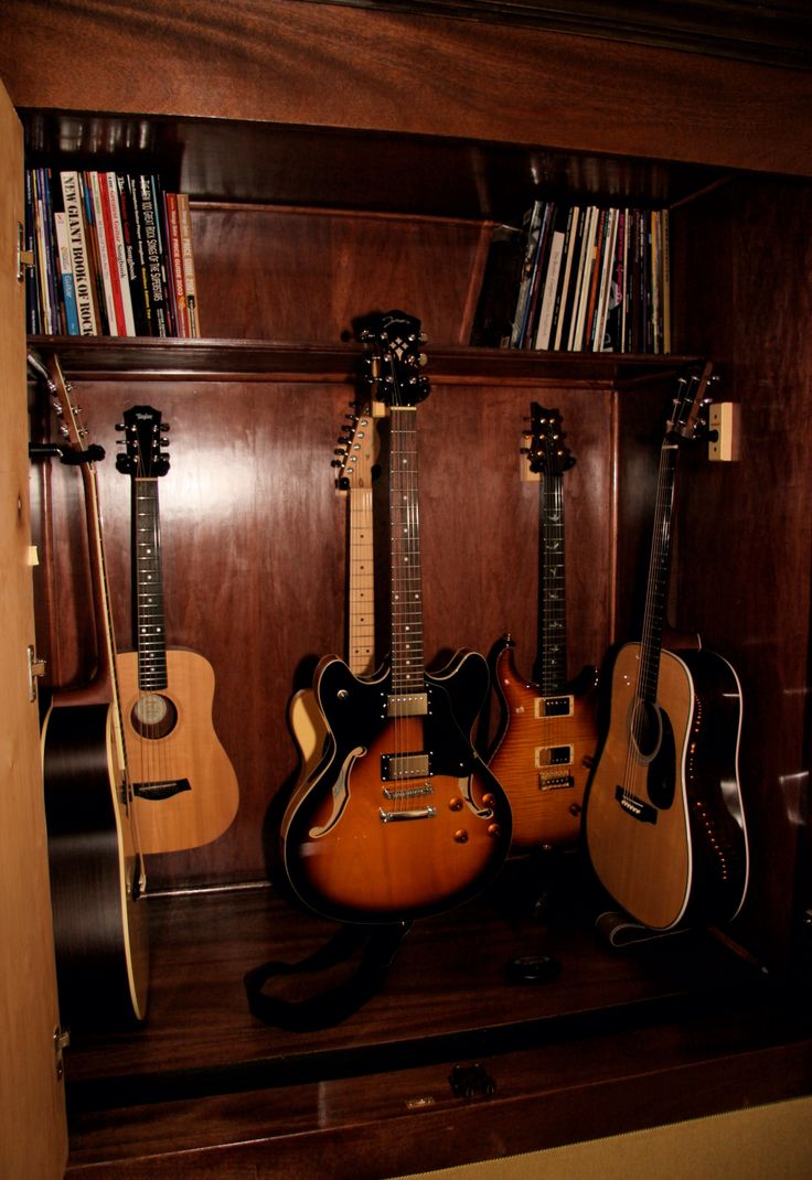 15 best Guitar cabinets and other furniture images on