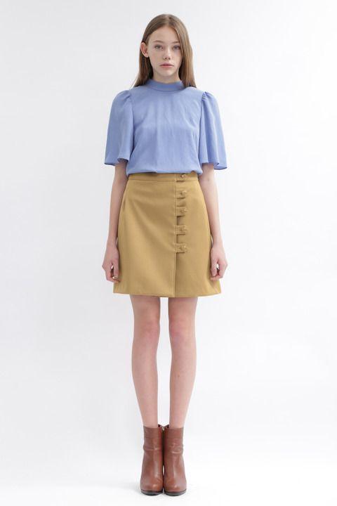 二コラ台形スカート | スカート | JILLSTUART | MIX.Tokyo