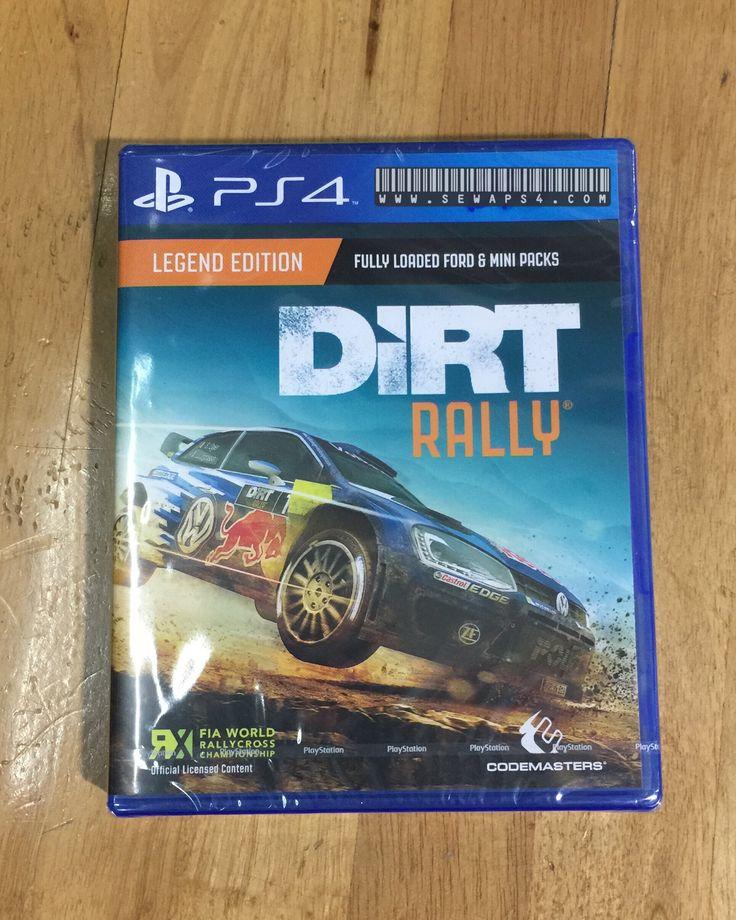 Dirt Rally ready by sewaps4.com  Sewa ps4 rental ps3 harian jakarta