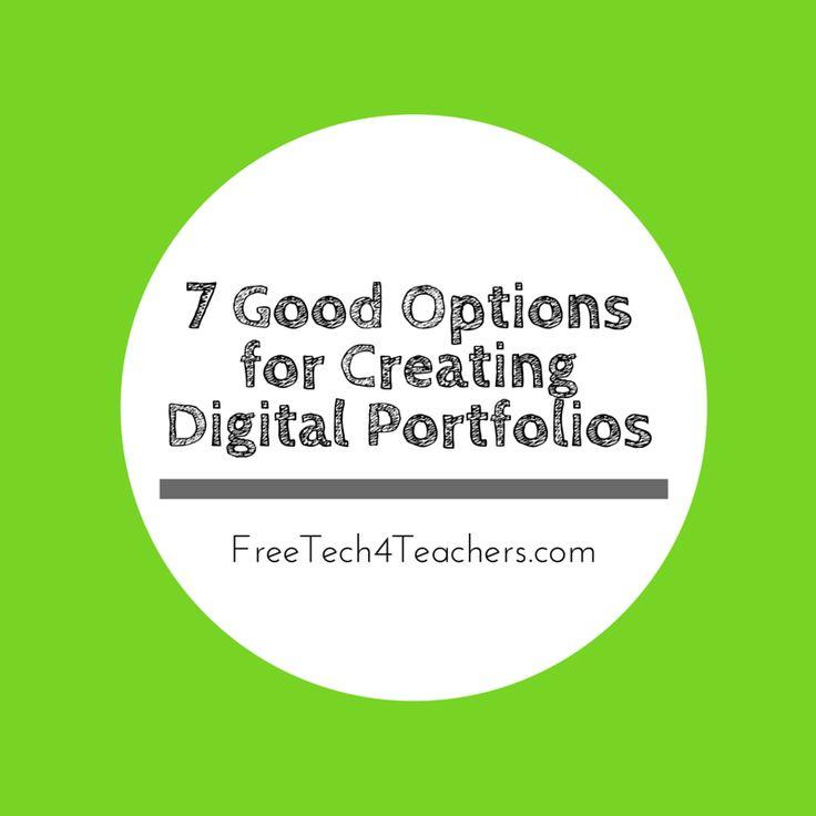 how to create a digital portfolio pdf