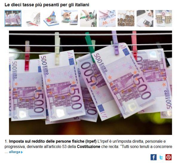 Redditometro: come rispondere alla lettera del Fisco - Yahoo Finanza Italia