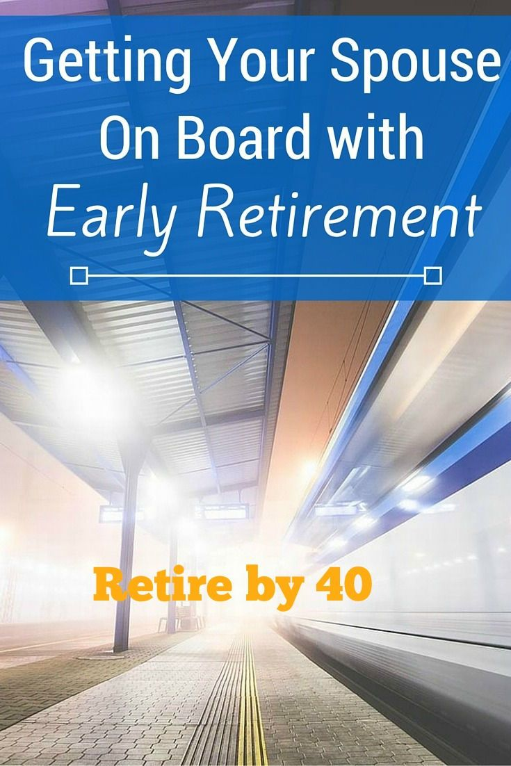 Convincing your significant other to strive for early retirement can be a difficult preposition. A lot of people can't understand FIRE. See how.
