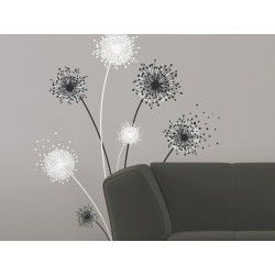 Dandelion Giant Wall Decal