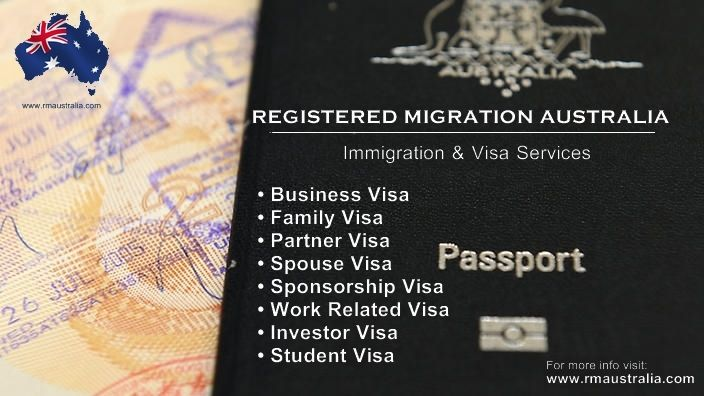 Registered Migration Australia is a leading provider of Australian visa and Australian immigration advice. Contact us today for a free assessment.