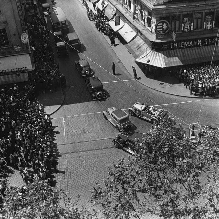 Budapest 1937