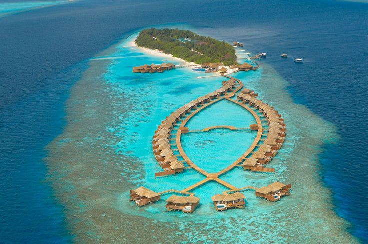 Maldives . . . We have been dying to go here!  One day. One day.