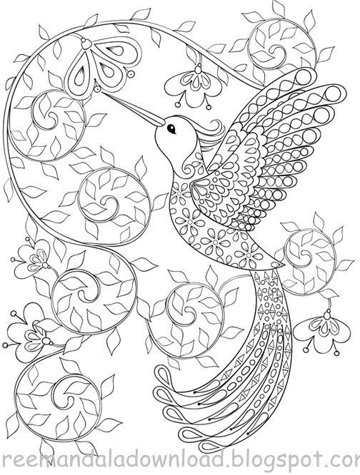 Herrliche+Freie+Druck+Adult+Coloring+Mandala+Seiten-7.jpg (504×666)