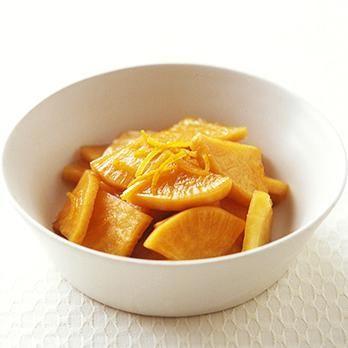 大根のゆずしょうゆ漬け | 平野由希子さんの小鉢の料理レシピ | プロの簡単料理レシピはレタスクラブニュース