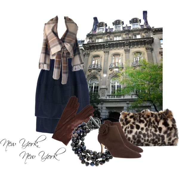 """New York, New York"" by moodycat on Polyvore"