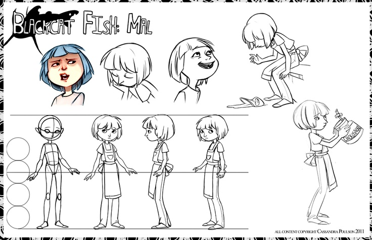 Character Design Techniques By Tokkun Academy : Best animation expressions model sheets images on