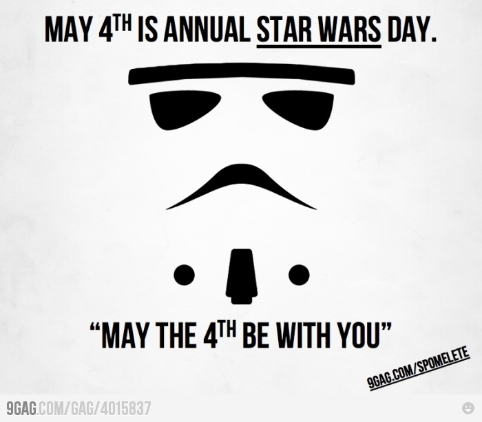 How To Respond To May The 4th Be With You: 236 Best Images About Star Wars Stuff! On Pinterest