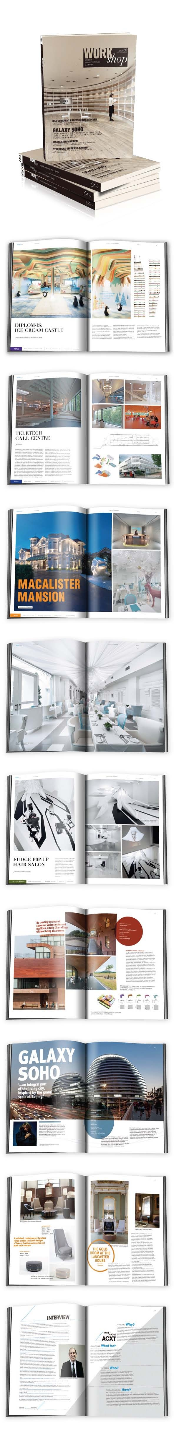 New publication in Workshop 08 : Ice Cream Castle Norway. http://choisgallery.com/Magazine/look/id/578