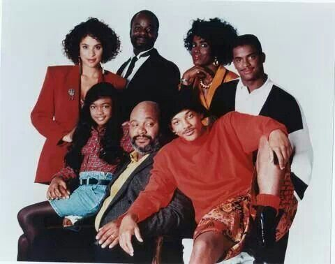 Fancy The cast of Fresh prince of Bel air