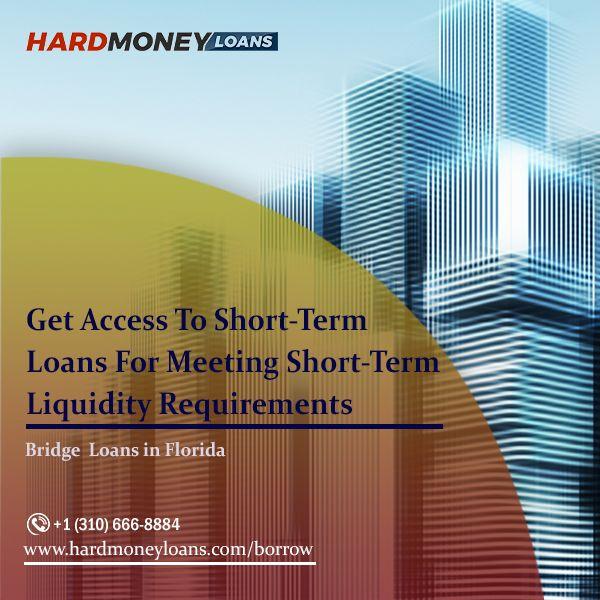 1 310 666 8884 Bridge Loans In Florida Hard Money Loans Hard