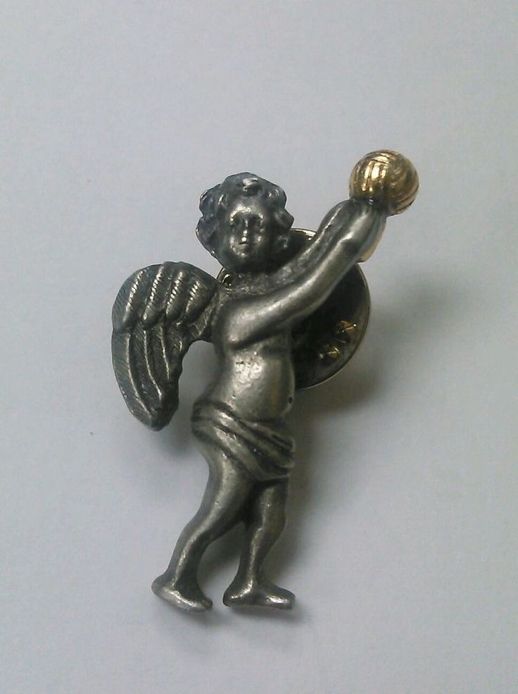 For your consideration.......    Religious Holy Item.....    ....AWESOME VINTAGE VOLLEYBALL ANGEL PIN...BROOCH...    GREAT GIFT .....    .......Please view the pictures for a better understanding of what you will be buying...    SEE SELLER'S OTHER RELIGIOUS ITEMS FOR SALE....VISIT MY EBAY STORE...    Payment will be expected within 3 days of the auction ending....or within 3 days of buying it now...    Good Luck.......GOD BLESS | eBay!