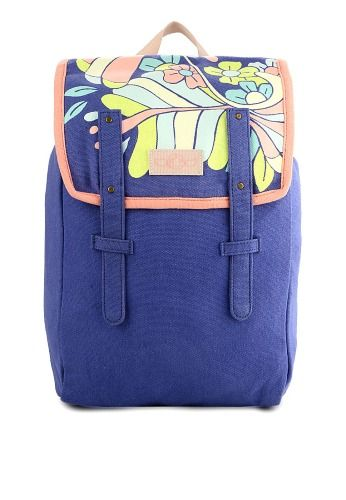 SURFER GIRL FROM SUMMERLAND Peace Love And Surf Backpack