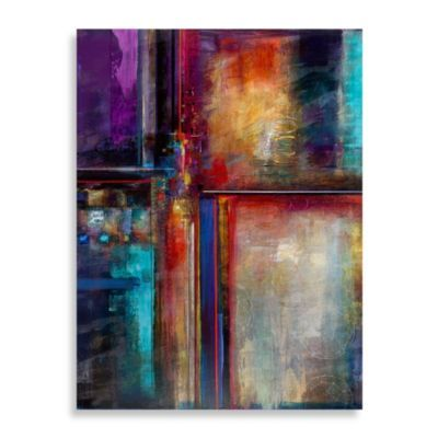 "John Douglas ""Electromagnetic"" Canvas Printed Wall Art - BedBathandBeyond.com"