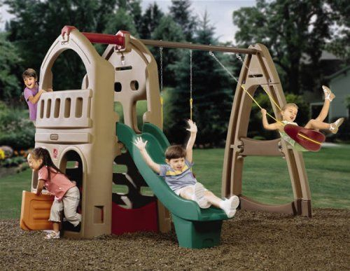 Small Swing Sets = Fun in your Backyard | Outdoor Toys