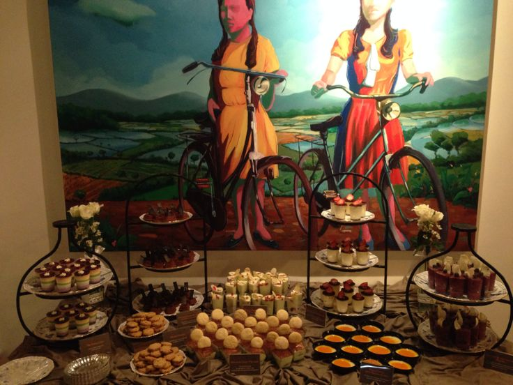 Dessert Table by Foresta @De Driekleur, Bandung