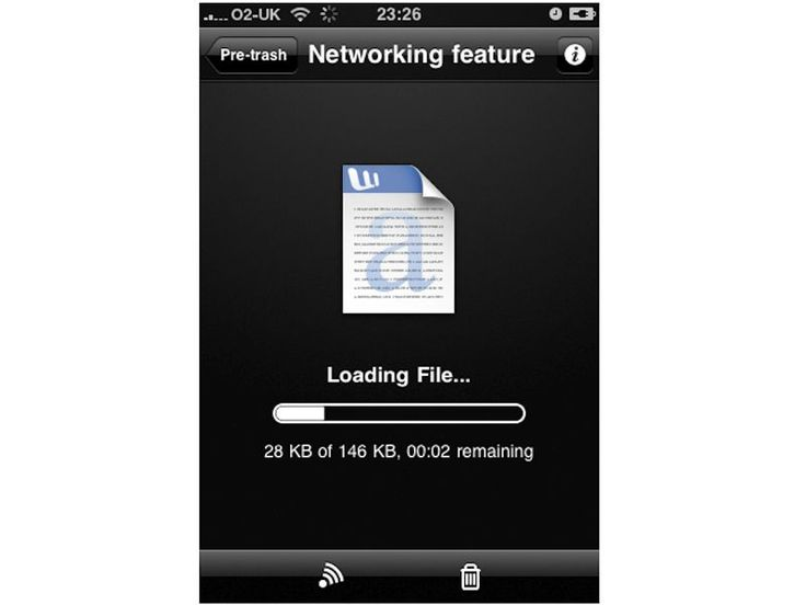 MobileMe iDisk for iPhone review | Access your iDisk's files on the go! Reviews | TechRadar