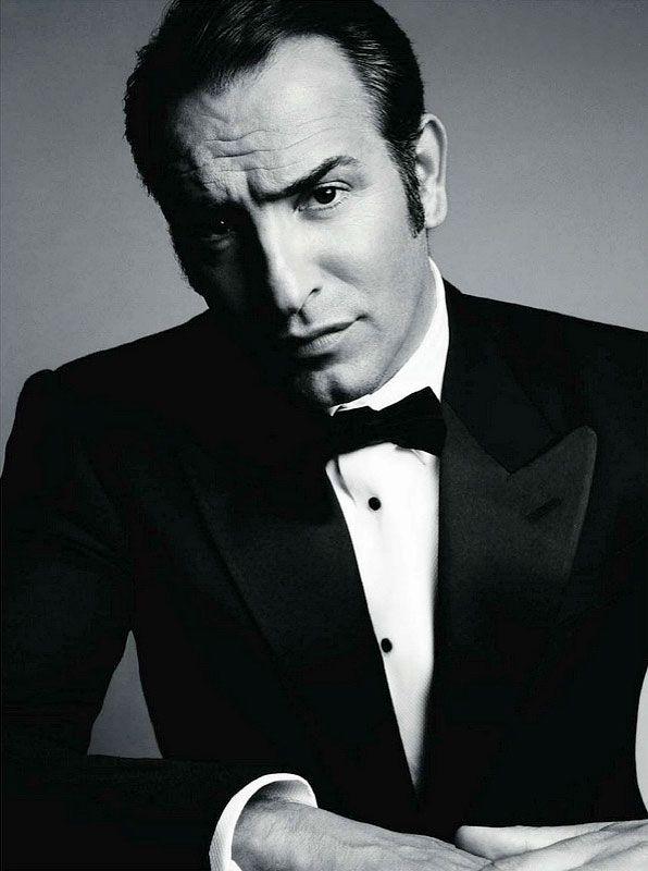 Jean Dujardin © Patrick Demarchelier