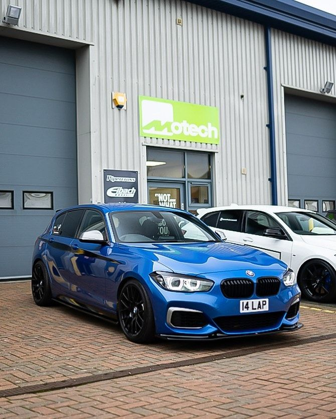 Luke Papworth No Instagram Absolutely Loving How My Bmw M140i Is Looking At The Moment Huge Thanks To Motechperformanceuk Maxto Bmw In This Moment Luke