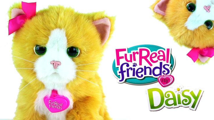 FurReal Friends Oyuncu Kedicik Daisy