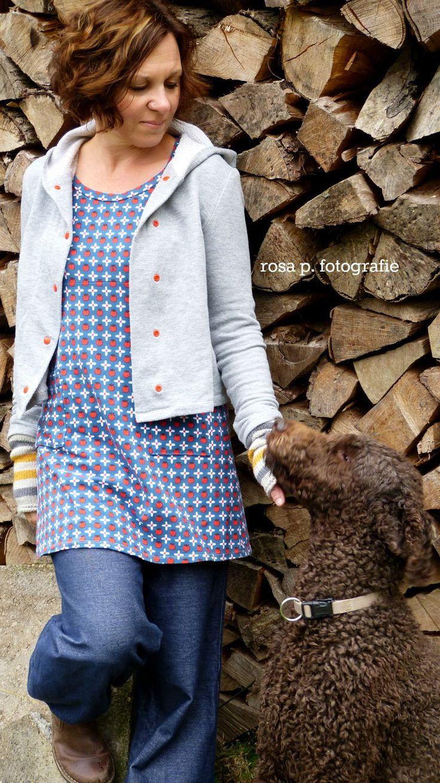 602 best n hen klamotten images on pinterest - Sweatshirt kleid lang ...