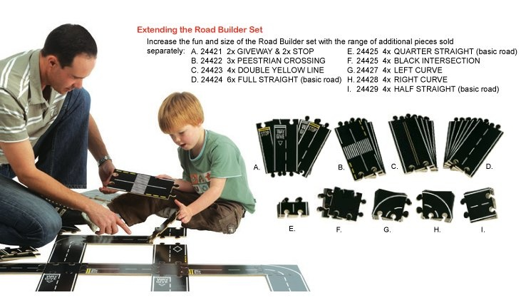 kobba road builder jigsaw set great toys 2 pinterest cool