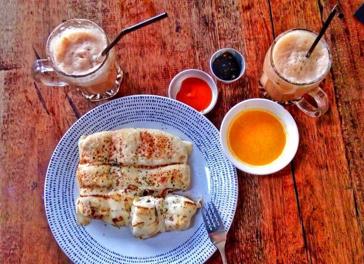 Menu enak di Teh Aba, Palembang. #Food #FoodLover
