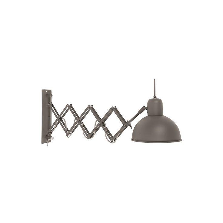 It's about RoMi Aberdeen Wandlamp - Mat Grijsgroen - Its about R