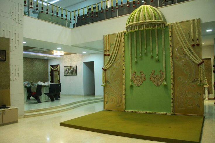 Pelli kuthuru decoration #indian #wedding