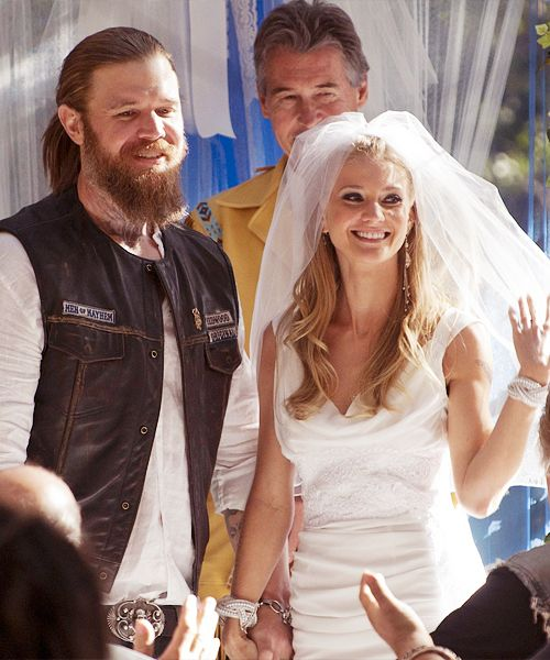 Lyla and Opie's Wedding | SOA | Sons Of Anarchy ...