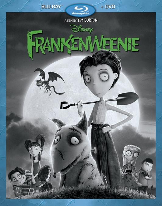 Frankenweenie is coming to Disney Blu-ray Combo Pack & HD Digital on January 8. Order: http://di.sn/b6c