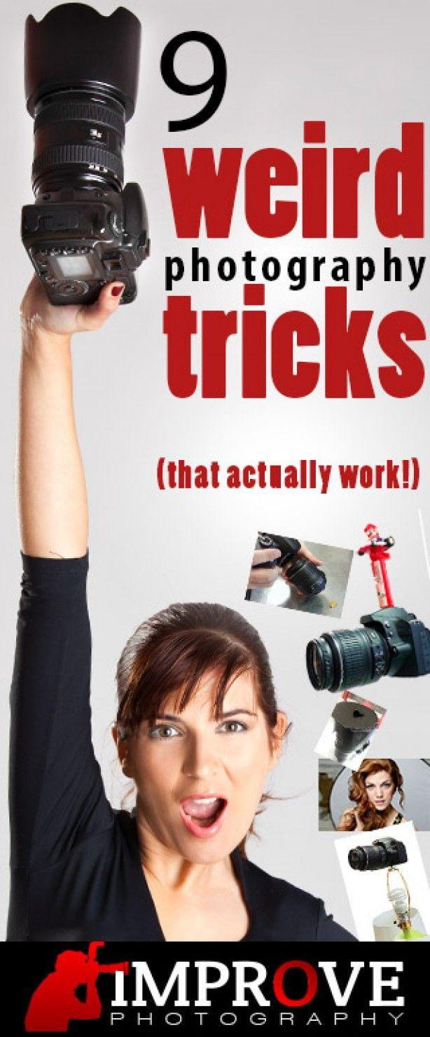 Handige tips om foto's te maken en/of te bewerken.