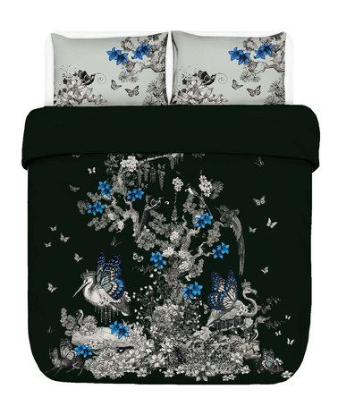 Take a look at this Superking Duvet & Pillow Cases | 'Ostentasia' Special Edition by Cygnus Papilio on #zulily today!