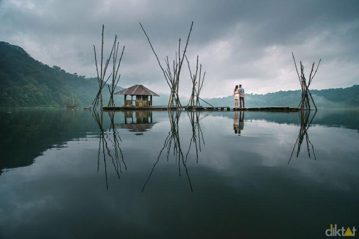 Prewedding Kayun & Komang // bali engagement destination » Diktat Photography