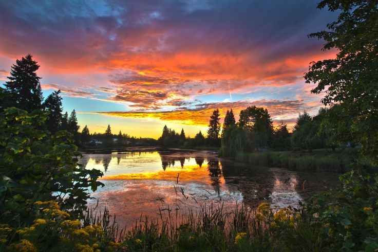 Cather's Sunset by Craig Letourneau on 500px