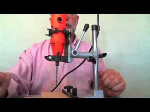 Tutorial Soporte universal minitaladro para fabricar miniaturas (1) - YouTube