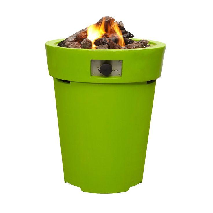 Met de Cosidrum 70 lime van Cosi Fires schaft u een bijzonder sfeervolle ronde vuur haard aan. Blijf zo lang als u wilt van de tuin genieten dankzij de behaaglijke warmte die er vanaf komt. Geniet van het comfort van echte kwaliteit. http://gardenmart.nl/cosidrum-vuurpotten/611-cosidrum-70-lime-8712757409143.html#/accessoires-_