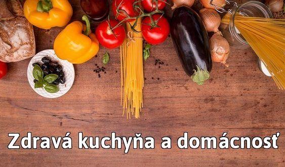 zdravá kuchyňa