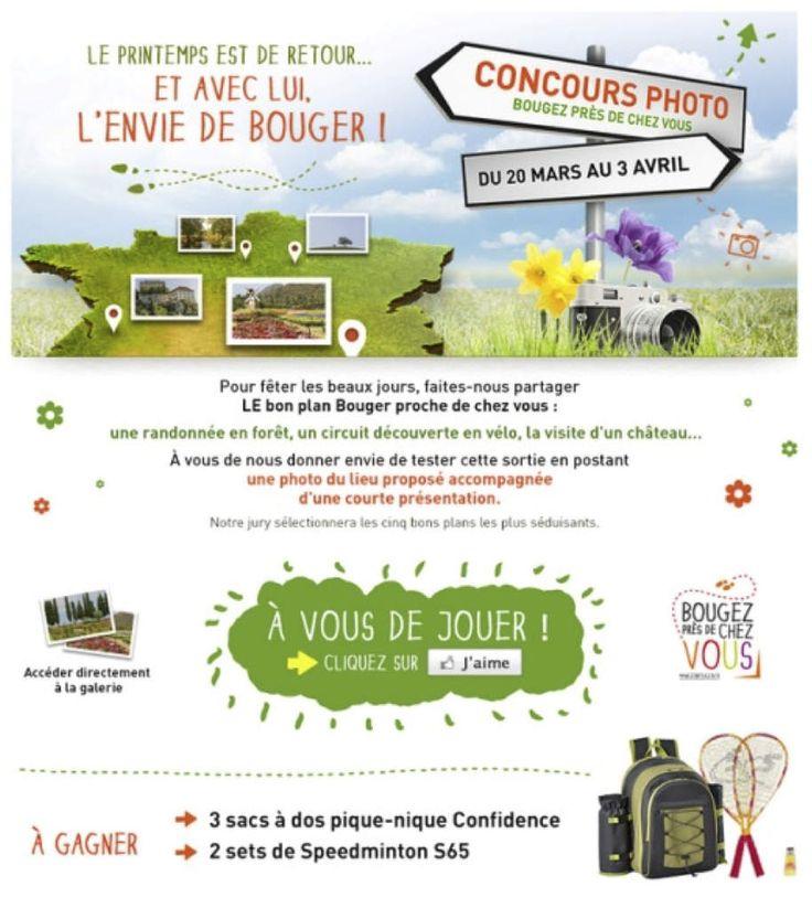 """Le site """"Mangerbouger.fr"""" lance un concours photo  -"""