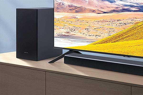 design Samsung HW-T450