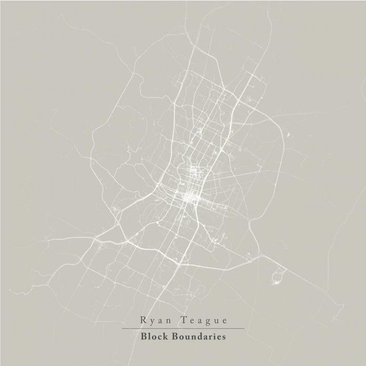 Ryan Teague - Block Boundaries (h)