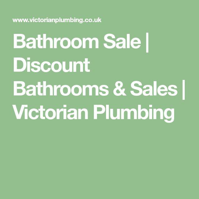 Bathroom Sale | Discount Bathrooms & Sales | Victorian Plumbing