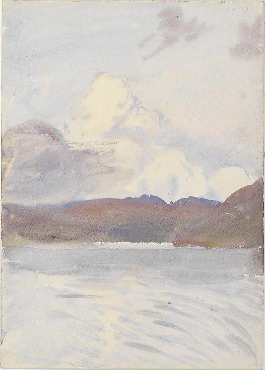John Singer Sargent (American, Florence 1856–1925 London)  Scotland